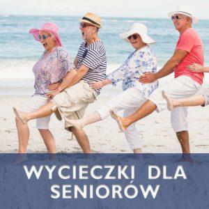 Wyjazdy dla seniorów