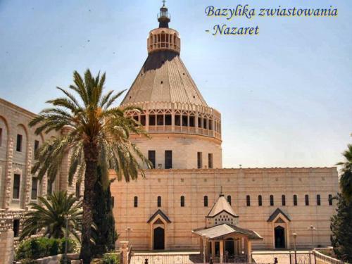 Bazylika zwiastowania - Nazaret