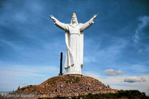 z11064715Q,Pomnik-Jezusa-w-Swiebodzinie-